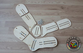 Katrinkles Adjustable Sock Blockers - Pair Adult