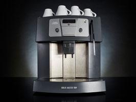 Solis Master Top - frisch aus der Werkstatt mit LeSystems Coffee Gewährleistung