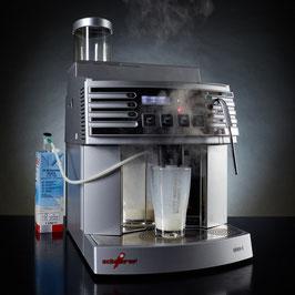 Schaerer Siena II - frisch aus der Werkstatt mit LeSystems Coffee Gewährleistung
