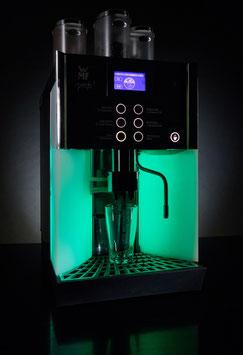 WMF Presto Classic, die Schaerer Coffee Factory oder die Selecta-Stresa frisch aus der Werkstatt mit LeSystems Coffee Gewährleistung