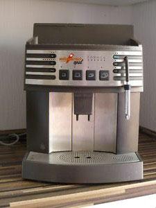 Schaerer Opal - frisch aus der Werkstatt mit LeSystems Coffee Gewährleistung