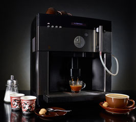 WMF 1000 - frisch aus der Werkstatt mit LeSystems Coffee Gewährleistung