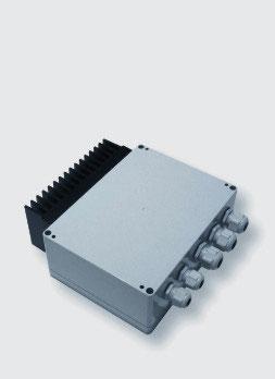 Funk-Dimmer 2 / 6 kW