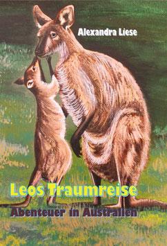 "Kinderbuch ""Leos Traumreise"""