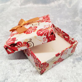 """Geschenkbox """"FLOWER"""", 80x80 cm"""