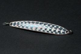Kupferschlepplöffel  Bananen-Form_Hologramm Silver