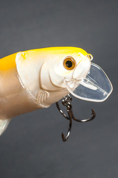 "Castaic Realbait 9""_Lemon Shad"
