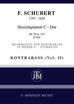 Streichquintett C - Dur Op. Post. 163 | D 956
