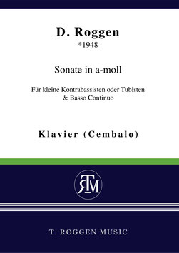 Sonate in a-moll