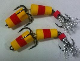Мондула(желто-красная)(10см)