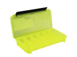 Коробка ТриКита для приманок КДП-1 жёлтая (190х100х30)