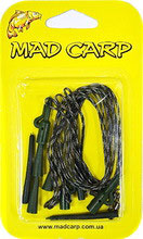 Lead Core Mad Carp с вертлюгом и клипсой