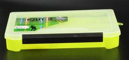 Коробка ТриКита для приманок КДП-2 зелёная (230х115х35)