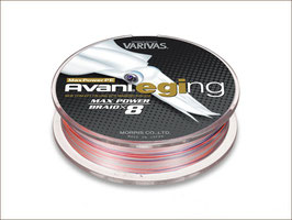 Леска плетёная VARIVAS Avani Eging Max Power PE 150м 0.6