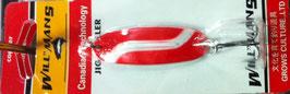 Блесна GC, вес-7 г.длина-57мм (цвет 020/A) подложка (серебристый)