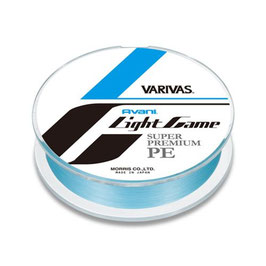 Леска плетёная VARIVAS Light Game Super Premium PE 100m 0.2