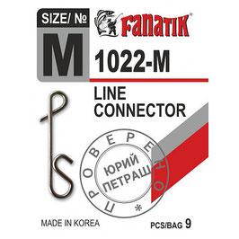 Застежка безузловая размер-M