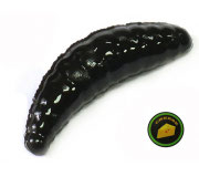 "Силиконовая приманка Trout Zone Maggot 1.3"" Black"