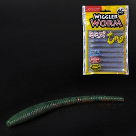 LJ Pro Series WIGGLER WORM 05.84/PA16 9шт.