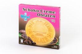 Wetzel Oblaten mit Schokolade