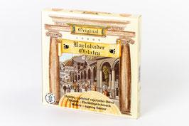 Karlsbader Oblaten mit Eierlikör-Geschmack