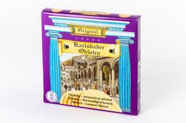 Karlsbader Oblaten mit Karamell-Geschmack