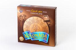 Oblaten Kolonada mit Schokolade