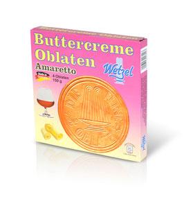 Wetzel Oblaten mit Amaretto 150 g