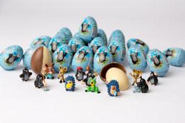 Schoko Ü-Ei mit Spielzeug