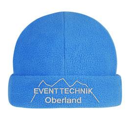 Eventtechnik Oberland Merchandise Mütze