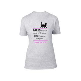 T-Shirt mit individuellem Spruch | Female & Male