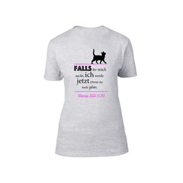T-Shirt mit individuellem Spruch | Female & Male
