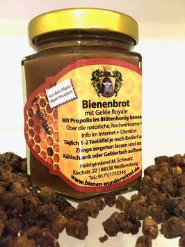 Bienenbrot mit Gelée Royale 230g
