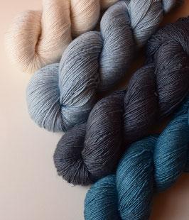 Blue Silk Fade Kit