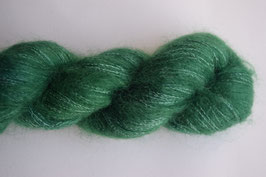 Lyncolne Grene Kid Mohair and Silk Lace