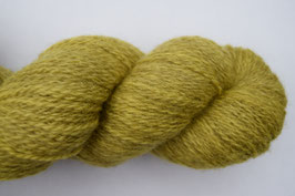 Wood Sorrel BFL and Masham 4 ply