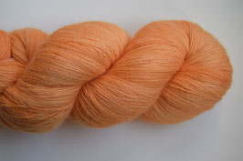 Orange Blossom Falkland Fine Merino Lace