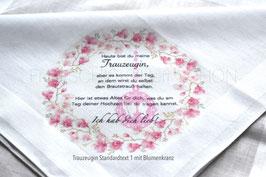 Bedruckte Taschentücher