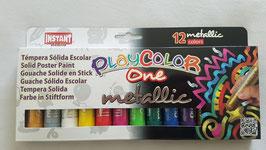 Silky Metallic 12 Farben