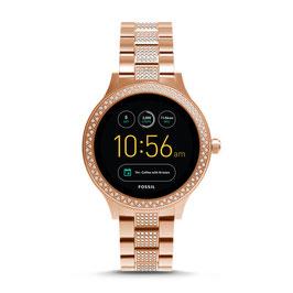Smartwatch Gen 3 - Q Venture in acciaio inossidabile color oro rosa