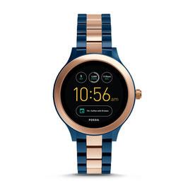 Smartwatch Gen 3 - Q Venture in acciaio inossidabile rosa e blu