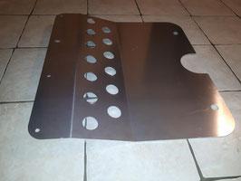 protège carter en aluminium pour 106 / saxo