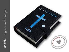 Gotteslobhülle • Gebetbuch • Kreuz und Fische