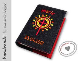 Gotteslobhülle • Gebetbuch • Einband • Kreuz Modern