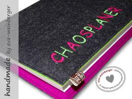 Kalender • Buchkalender • Filz • Chaosplaner