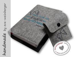 Gotteslobhülle • Gebetbuch • Set • Rosenkranztasche