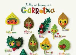 Pòster FULLES DE LA GARROTXA