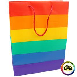 Regenbogen Geschenk-Sack