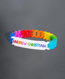 Pride Chain Bracelet