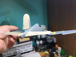 Dynamics set Corsair 1/48